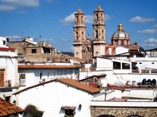 Taxco - Cathedral (9)