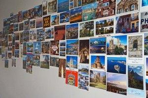Everywhere - postcards