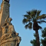 Marseilles - statues and monuments (2)