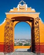 Mexico - gate