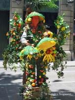 Spain - fruit man