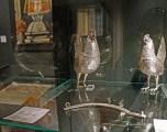 Santo Domingo silver chickens