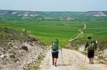 On the way to Hornillos del Camino