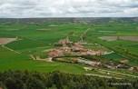 Castrojeriz - view from Castillo