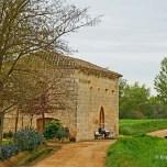 Albergue/Ermita de San Nicolas (13th century)