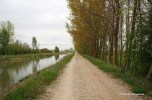 canal to Fromista