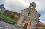 Roncevalles - 12th century church