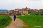 Entering Viana