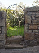 Penzance gate
