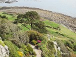 St. Michael's Mount - gardens and paths
