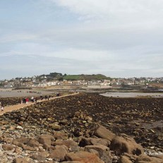 St. Michael's Mount - Low Tide