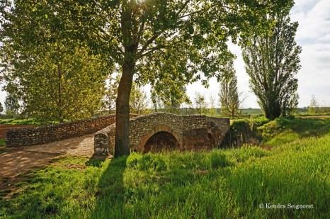 Bridge by the hermitage of La Virgen del Puente