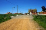 entering Hermanillos de la Calzada