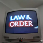 No matter where you are, there is always a Law and Order episode to watch