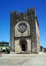 Portomarin - 12th century church