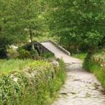 Spanish countryside bridge