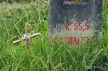 Camino stone markers