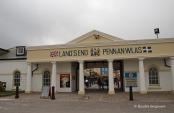 Land's End - tourist facilities