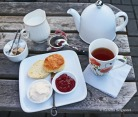 Afternoon tea at Twisted Sisters