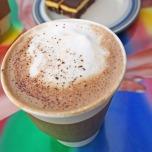 Nanaimo Bars - latte