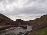 Boscastle - harbour