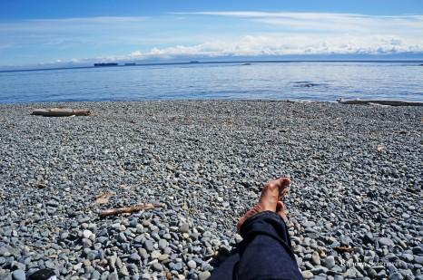 Victoria - walk along the beach (3)