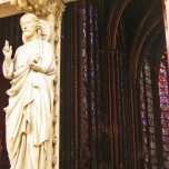 Ste. Chapelle - carvings (3)