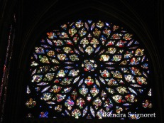 Ste. Chapelle - stained glass (3)