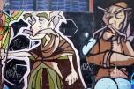 Istanbul Asian side - street art (1)