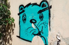 Istanbul Asian side - street art (4)