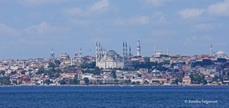 Istanbul Asian side - view from Moda (3)